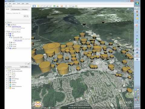 How to Prepare Data for Compelling Displays in Google Earth