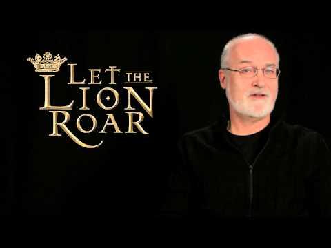 Let The Lion Roar - James Goll interview