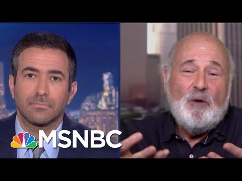Rob Reiner: I feel Bad For 'The Mooch,' He's 'Late To The Party' | The Beat With Ari Melber | MSNBC