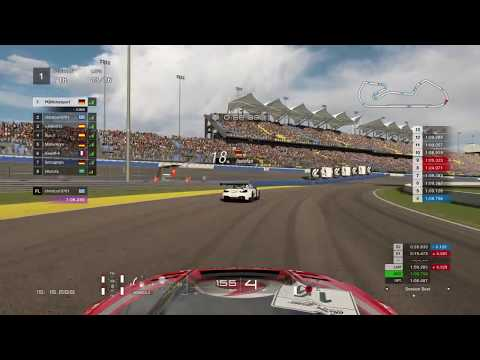 Gran Turismo™SPORT Daily Race 171 Blue Moon Bay Ford Mustang GT3 Onboard