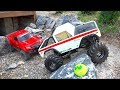TWO TRUCKS Drive at a HUGE SCALE PARK | RC ADVENTURES