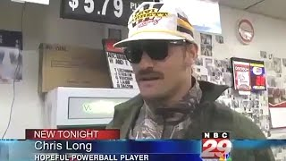 Rams DE Chris Long Goes Unrecognized During Hilarious Powerball Interview