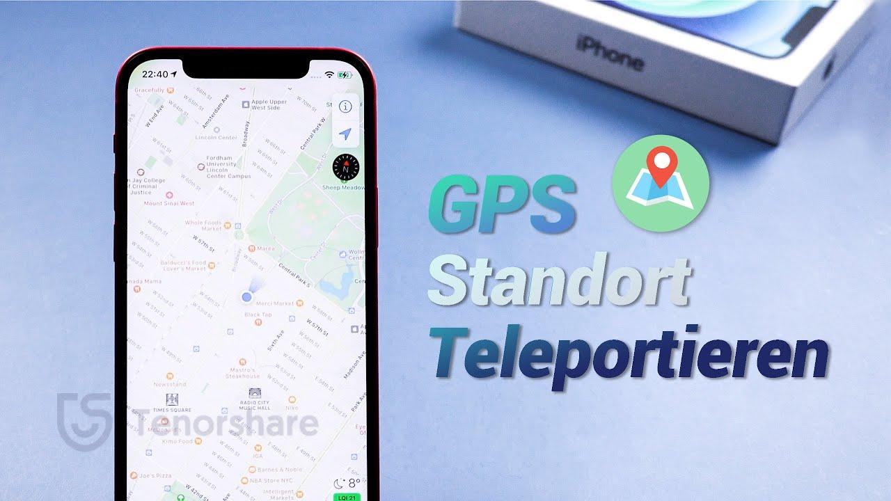 Iphone standort app faken Ingress Spoofing: