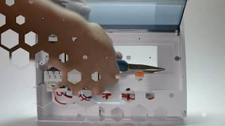 Jak zainstalować amperomierz na bazowej skrzynce sterowania dla kotła elektrodowego Galan