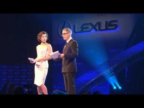 Milla Jovovich gościem Lexus Fashion Night 2011