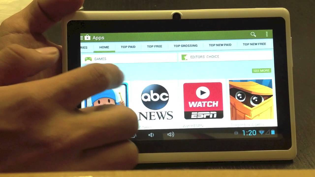 Sony Tv Repair >> Maxwest Tab 7155 - YouTube