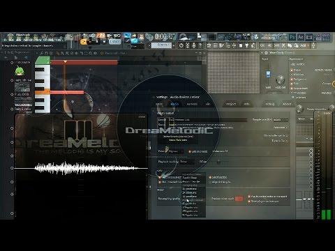 Aviram Dayan DreaMelodiC - Example FL Studio - Mixer Resample - Interpolation & Aliasing
