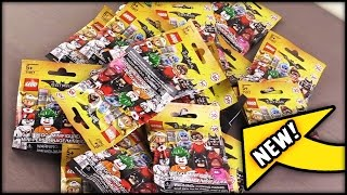 Opening 20 LEGO Batman Movie Mystery Minifigure Bags! RED HOOD & MORE!