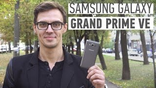 Samsung Galaxy Grand Prime VE: обзор смартфона