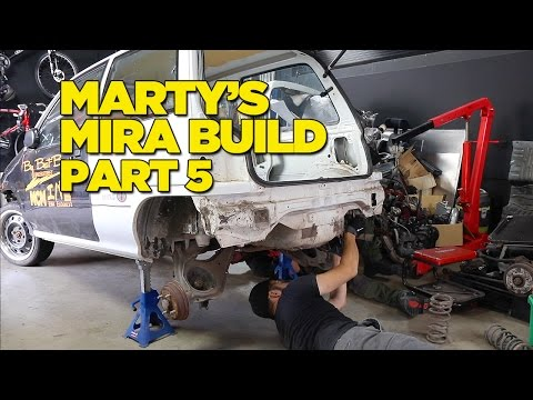 Thumbnail: Marty's Mira Build [Part 5]