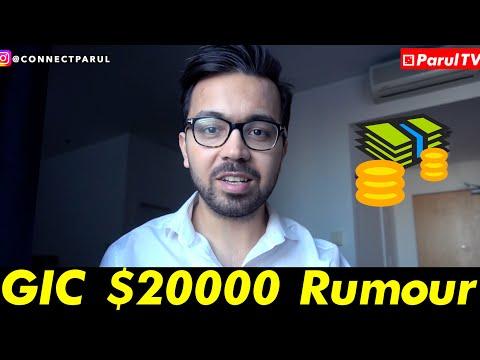 GIC $20,000 Canada International Students