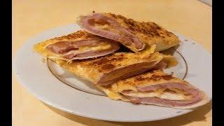Быстрый Завтрак из Лаваша за 7 минут!!! Супер закуска!
