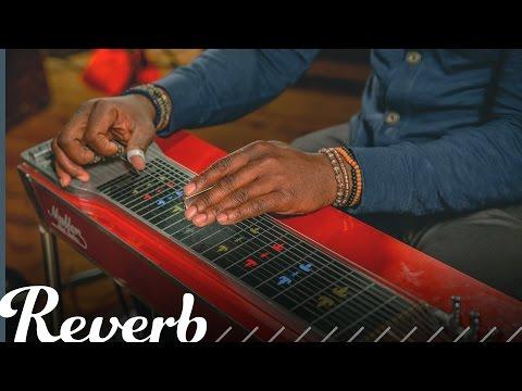Robert Randolph Plays Pedal Steel Through Effects Pedals | Reverb.com