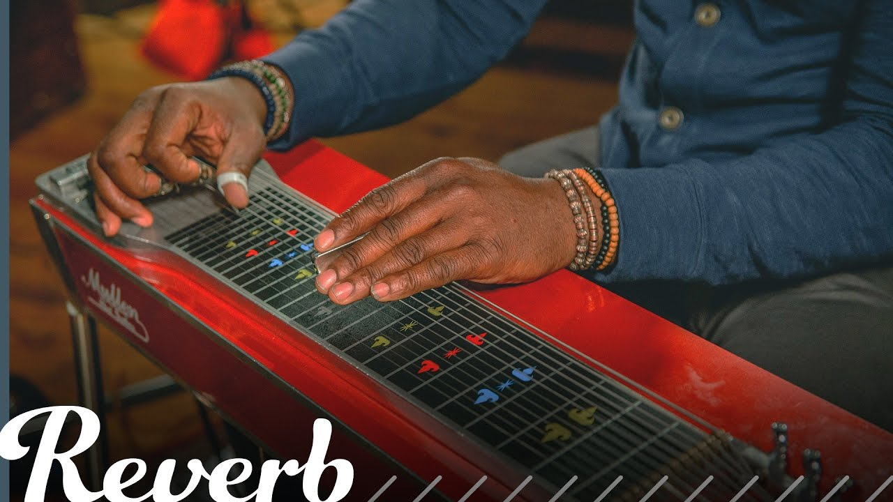 robert randolph plays pedal steel through effects pedals youtube. Black Bedroom Furniture Sets. Home Design Ideas