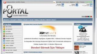 Ders 26 AspNet MVC3 Haberler Sol Tarafın Hazırlanması