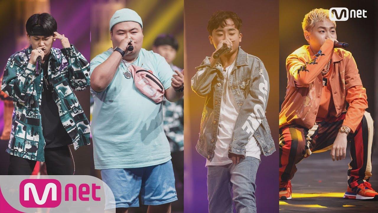 Show Me The Money777 [5회] Team 더콰이엇&창모 (이동민, 수퍼비, 쿠기, 디아크)  사임사임(feat.CHANGMO)>@음원미션 181005 EP.5