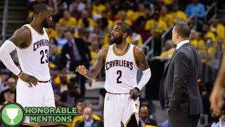 Kyrie Irving RESPONDS to LeBron James' Subtweets -HM