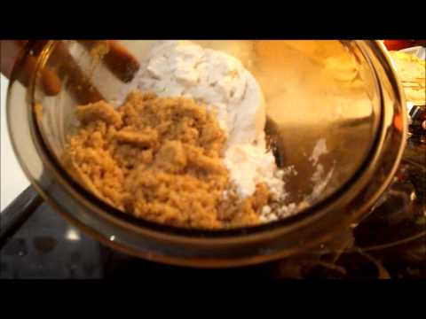 Wolves Cooking Den- Bisquick Coffee Cake