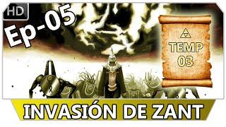 Cronología de Zelda: Línea del Héroe Niño 05 - Invasión de Zant | NDeluxe