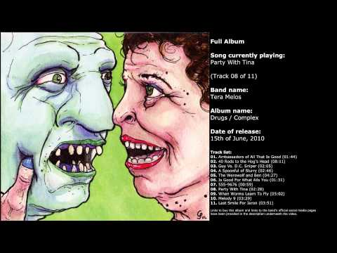 Tera Melos - Drugs / Complex (Full Album)