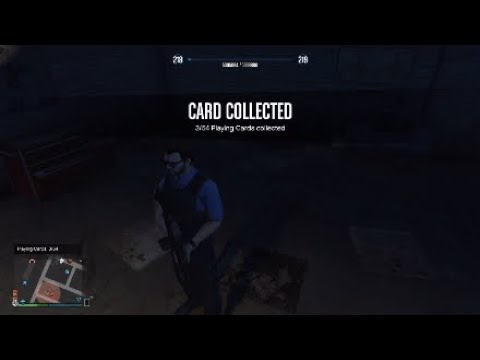 Gta 5 All Hidden Playing Cards Locations