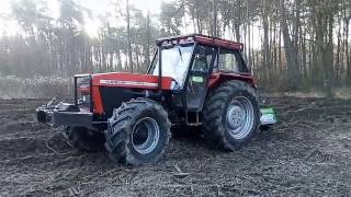 Ursus 1224 Turbo + Pługofrezarka Fao-Far PF100 ( 1614 Sound )