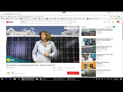 Renewable Energy Systems Course - The Hashemite University