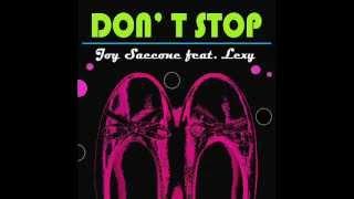 JOY SACCONE feat. LEXY - DON