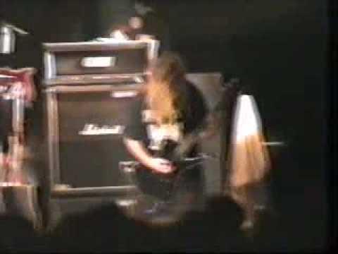 Cannibal Corpse - Shredded Humans - Adelaide, Australia 21 Feb 1995