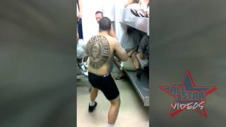 Mt Eden Prison Fight Club