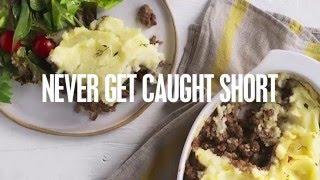 Shepherd's Pie | Caught Short Cook Book