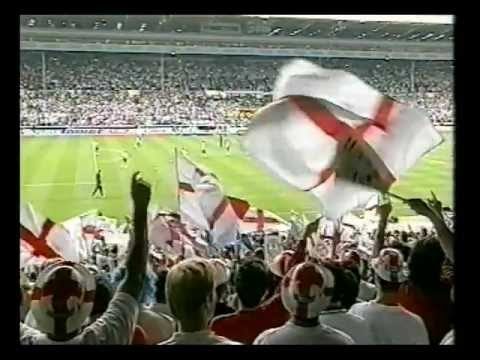 Three Lions Euro 96