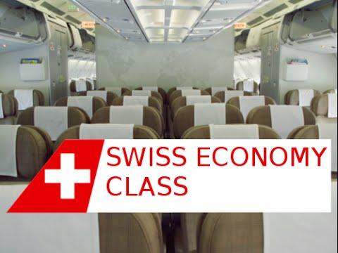[Trip report] SWISS Economy Class | A340-300 | PVG-ZRH