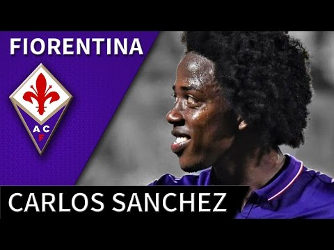 Carlos Sanchez • 2016/17 • Fiorentina • Best Skills, Passes & Goal • HD 720p