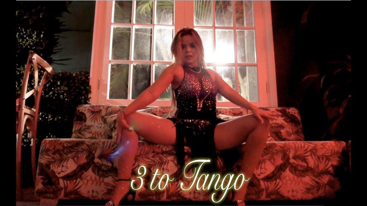 Pitbull - 3 to Tango (Video Oficial) -coreografía de Las Vitaminas By Jazmín Tobón ®