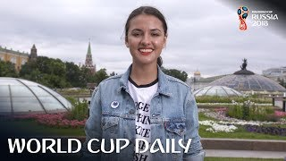 World Cup Daily - Behind the Scenes!