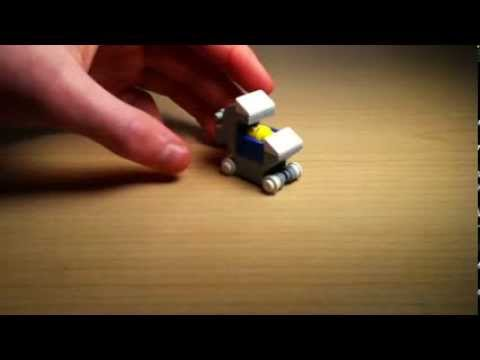 Tutorial - LEGO Baby Stroller [MOC] - YouTube