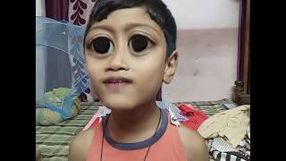 Jiyo Re Bahubali Funny whatsapp status ||Kids singing a song