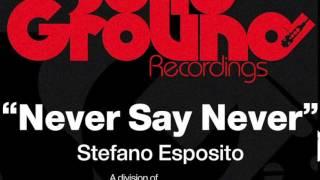 Stefano Esposito - Never Say Never (Classic dub Mix)
