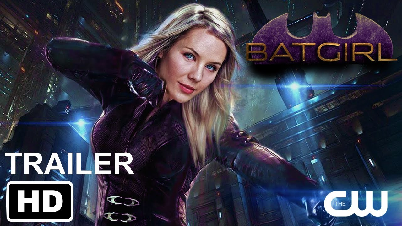 Download BATGIRL (The CW) Trailer #1 HD   Justice Con   Amy Johnston, Stephen Amell