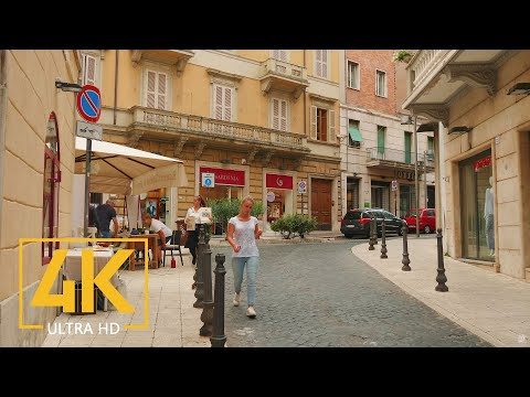 Porta Tv Lazio.Tivoli Lazio Italy 4k City Life Cityscape Video Best