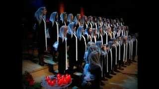 Choir Zvjezdice: A Ceremony of Carols - Deo Gracias / Recession (B. Britten)