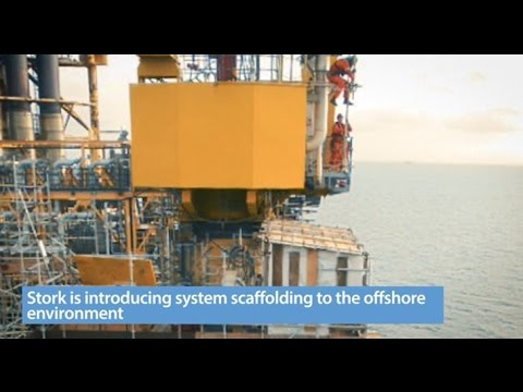 System scaffolding - taking onshore savings to the offshore environment HD
