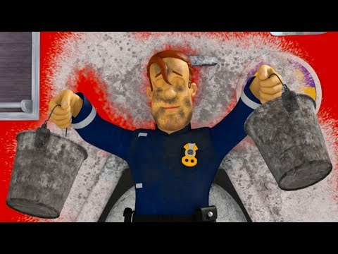 Download Youtube: Fireman Sam New Episodes | NEW SEASON 10 🌟 Castles and Kings - 1 HOUR  🚒 🔥  Cartoons for Children