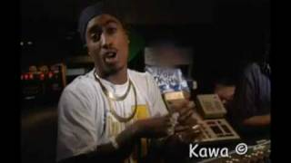 Download Tupac speaking about his dislike for people like 50 Cent MP3 song and Music Video