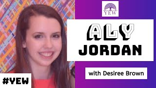 Overcoming the Pressure of Writing | Aly Jordan | The Young Eager Writers Podcast