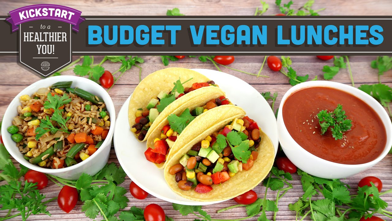 3 affordable vegan lunch recipes collab with fablunch mind over 3 affordable vegan lunch recipes collab with fablunch mind over munch kickstart 2016 youtube forumfinder Images