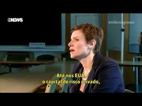 Globonews interview with Silio Boccanera