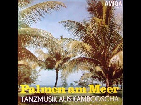 Rundfunk-Tanzorchester Leipzig - Palmen Am Meer (FULL ALBUM, exotica / easy listening, 1968, DDR)