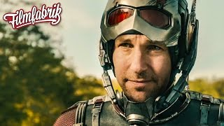ANT-MAN Kritik   Marvel-Film mit Paul Rudd, Michael Douglas & Evangeline Lilly